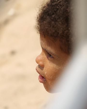 Coney Island Sand Castle Contest Aug 2011