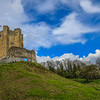 Conisbrough Castle - Yorkshire (April 2016)