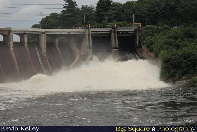 Stevenson Dam June 2009