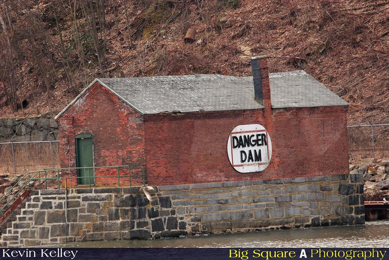 Shelton / Derby Dam on the Housatonic river Shelton, CT