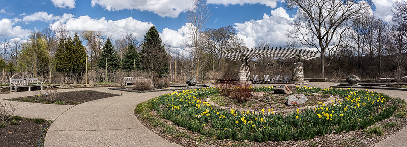 Panorama - Gateway Garden
