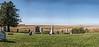 Panorama; Tyrone Cemetery, Washington County, Iowa