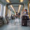 Metro ride