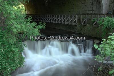 Tunnel Falls in Corbett's Glen, Rochester, NY 20110524