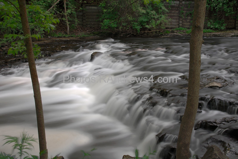 Middle Falls in Corbett's Glen, Rochester, NY 20110524