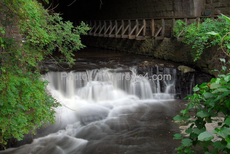 Corbett's Glen Tunnel Falls, Rochester, NY