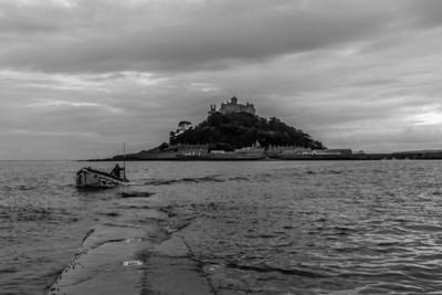 Arriving ashore