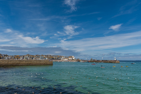 St Ives Bay - A Summer's Afternoon