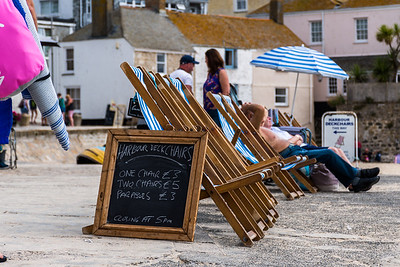 Fancy a deckchair?