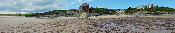 The Old Lifeboat House at Hawkers Cove