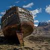 Corpach Shipwreck - Ben Nevis - Highlands, Scotland (April 2018)