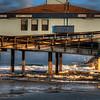 Bob Hall pier in Corpus Christi, Texas