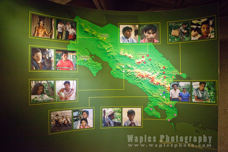 Indigenous Tribes of Costa Rica