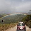 Rainbow Enroute to Lago Arenal!
