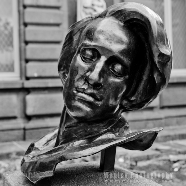 Fryderyk Franciszek Chopin; [In French, Frédéric François Chopin]