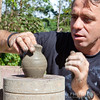 Marcelo Oliveira Making Beautiful Pottery