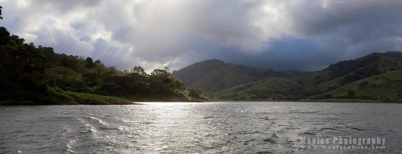 On Lake Arenal