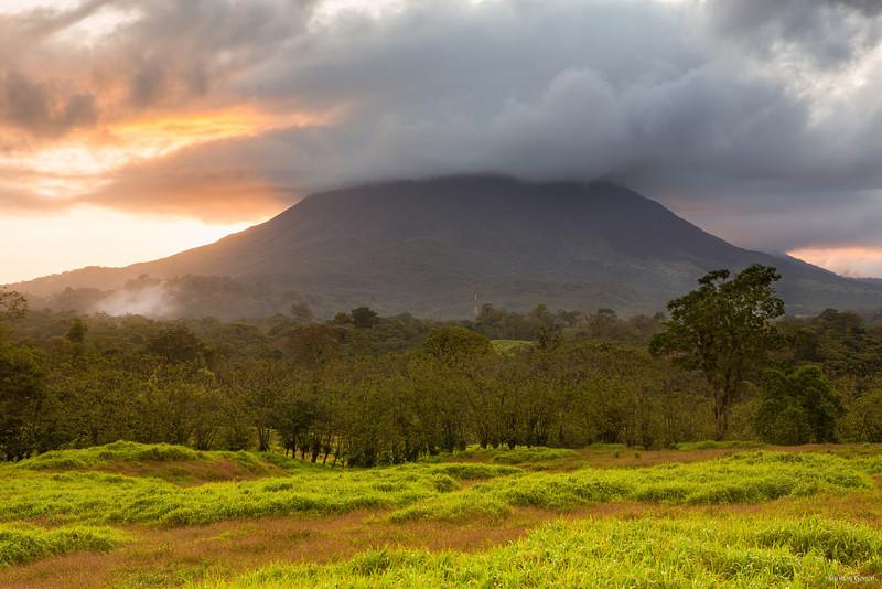 Arenal Sunrise - Costa Rica
