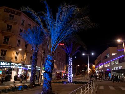 Cannes la gare (rénovée)