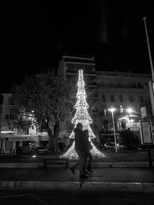 Cannes by night (La Croisette)