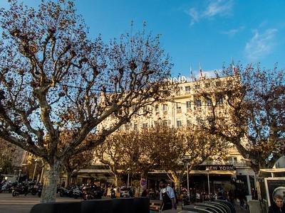 Cannes l'hôtel Splendid