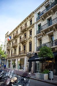 Cannes (Rue des Etats-Unis)