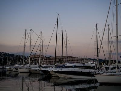 Golfe-Juan : le nouveau port