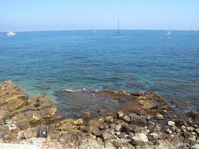 Antibes le Cap d'Antibes
