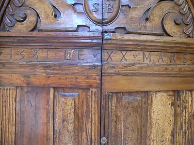 Antibes chapelle Saint Bernardin