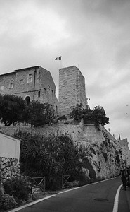 Antibes les remparts