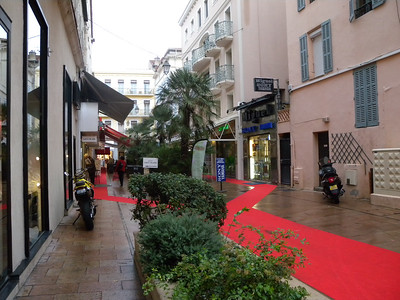 Cannes rue d'Antibes