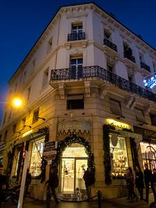 Cannes rue d'Antibes (Ladurée)