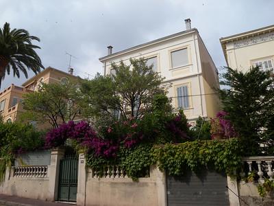Cannes avenue de Grasse