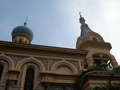 Cannes l'église russe