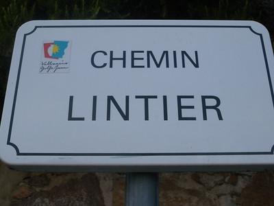 Golfe-Juan chemin Lintier
