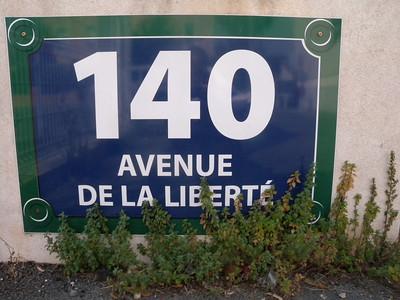 Golfe-Juan avenue de la Liberté (Nationale 7)