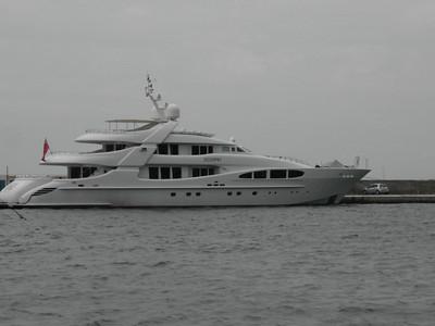 Golfe-Juan le port de plaisance