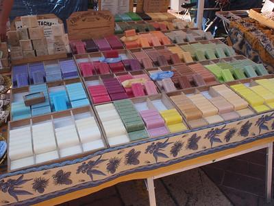 Nice (Vieux Nice) les savons