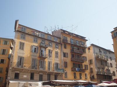 Nice (Vieux Nice) place Rossetti