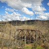 The Old Train Trestle