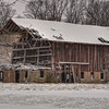 Old Mack Barn built in 1850.
