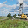 Abandoned RR grain loader in northwest Ohio