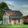 Spencerville Log Cabin