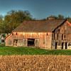 SunShine on The Barn