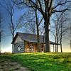Maggie's Old Log Cabin