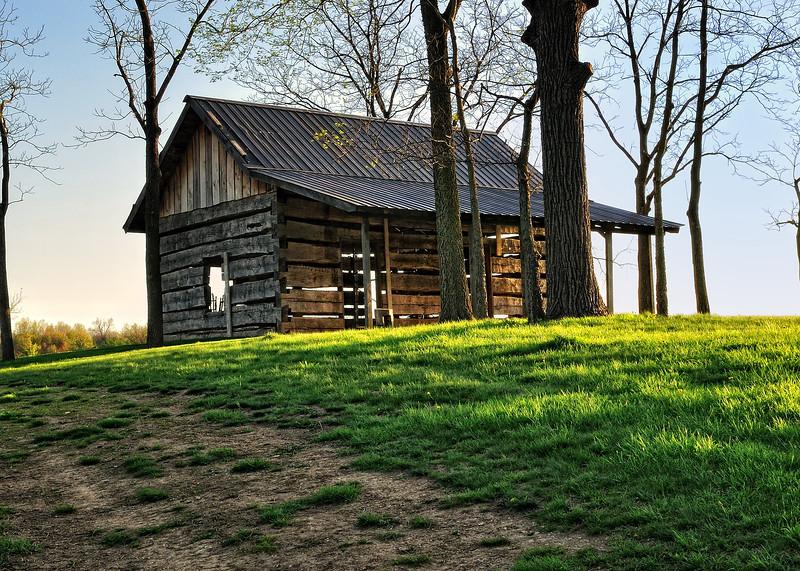 Maggie's Log Cabin