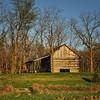 Ohio Log Cabin