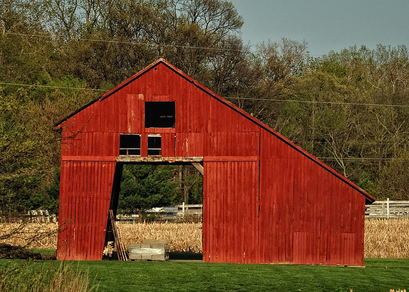 Maggie's Little Red Barn