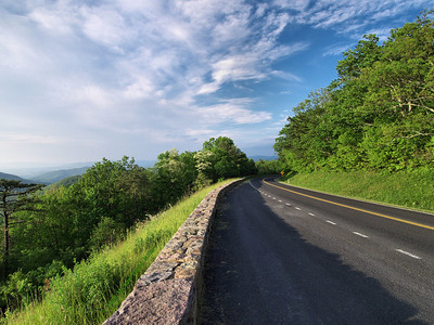 Skyline Drive, Shenandoah National Forest, in western Virginia. Oly E510, ZD11-22