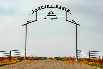 Country Scene - Panther Ranch - Photo Taken: September 30, 2007